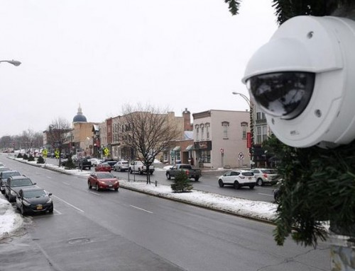 Cameras installed in Canandaigua's downtown Business District