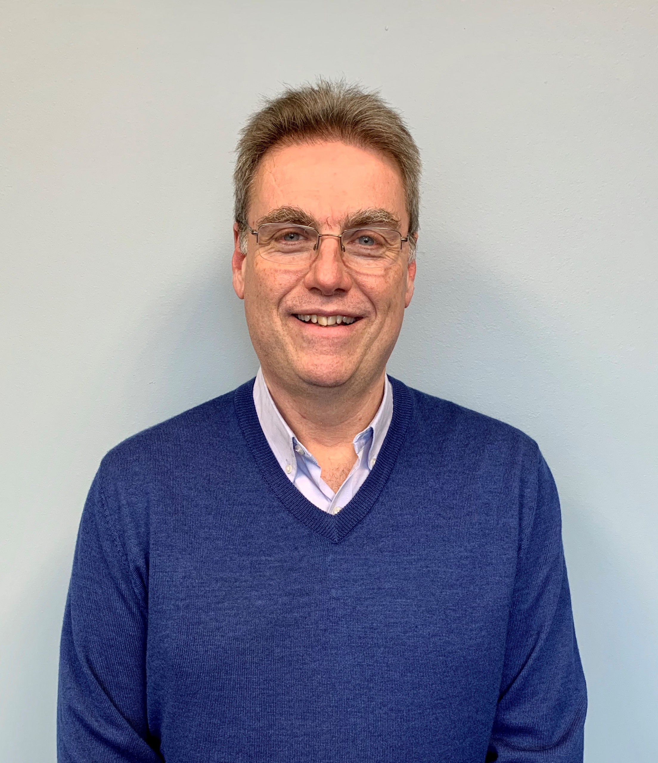 Photo of Dave O'Hare, Director of Business Development at Integrated Systems